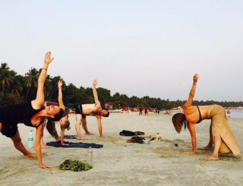 Ferie med yoga og malekursus